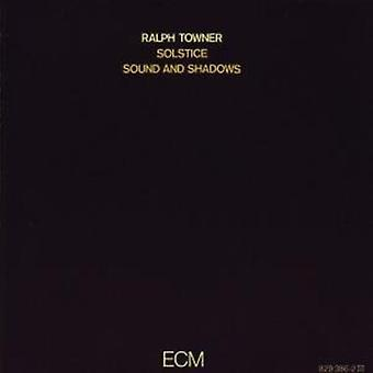 Ralph Towner - Solstice [CD] USA import