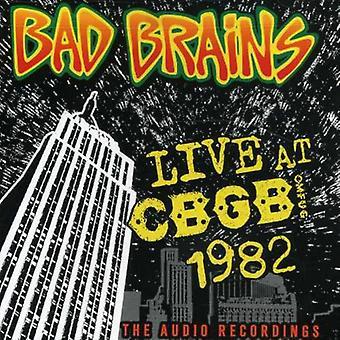 Bad Brains - importation USA Live CBGB ' s 1982 [CD]