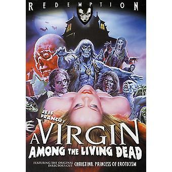 Virgin Among the Living Dead [DVD] USA import