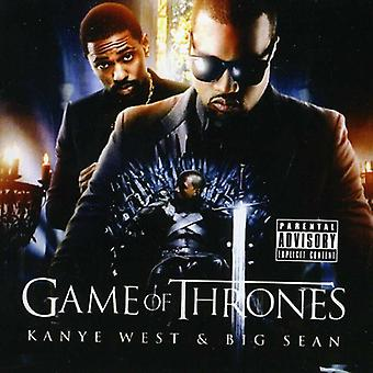 Kanye West - Game of Thrones [CD] USA import