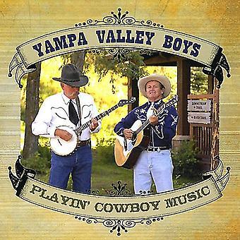 ヤンパ バレー ボーイズ - カウボーイ音楽 [CD] 米国を playin ' をインポートします。