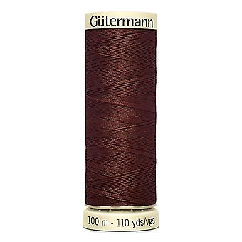 Gutermann Sew-all 100% Polyester Thread 100m Hand and Machine Colour Code  - 230
