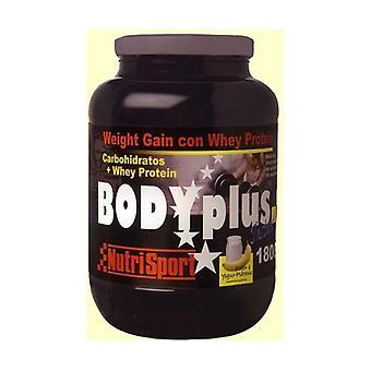 Bodyplus (yoghurt en bananensmaak) 1,8 kg