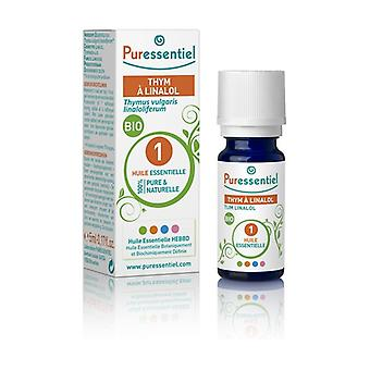 Thymol Thyme Essential Oil 5 ml of essential oil