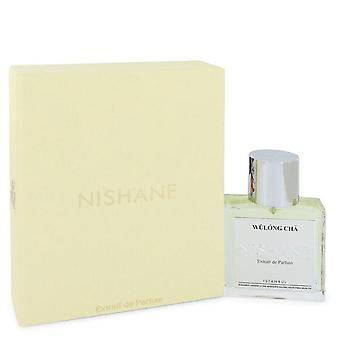 Wulong cha extrait de parfum spray (unisex) door nishane 546458 50 ml