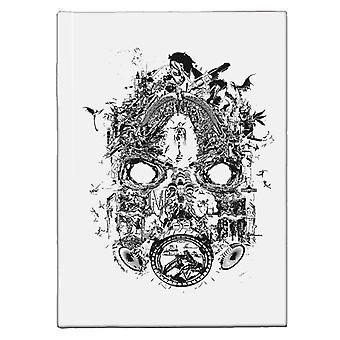 Borderlands 3 Maske av Mayhem Svart Print Hardback Journal