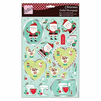 Anita-apos;s Noël Déjoué Découplage De Noël Sweet Treats