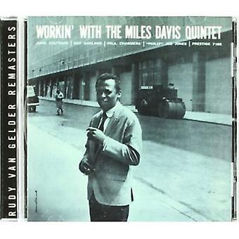 Miles Davis - Workin' [CD] USA import