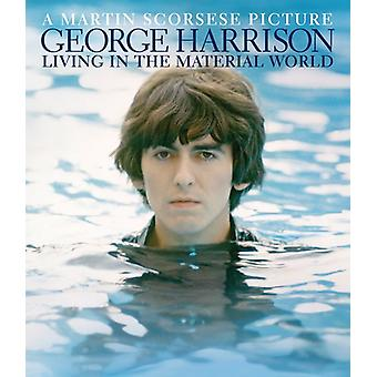 George Harrison - George Harrison: Living in the Material World [BLU-RAY] USA import
