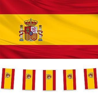 Spain Flag & Bunting Pack