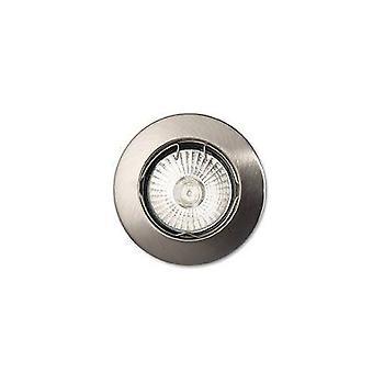 Ideell Lux Jazz - 1 Lys Innfelt Spotlight (3 Pack) Nikkel, GU10