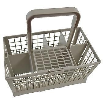 Universal Dishwasher Cutlery Basket Grey