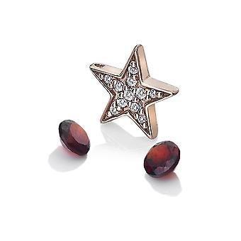 Anais Hot Diamonds Anais Rose Gold Plated Star Charm AC111