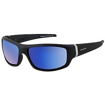 Dirty Dog Vimp Satin Polarised Sunglasses - Black/Grey