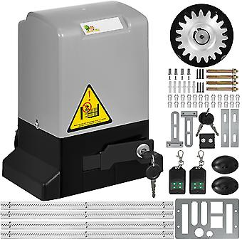 1300lbs Electric Automatic Gate Opener-drive Main Motor, Remote Control Kit