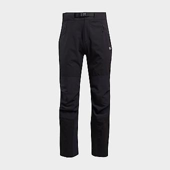 New Oex Men's Strata Softshell Trouser Black