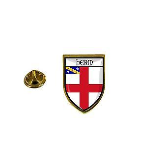 pine pine pine badge pine pin-apos;s souvenir city flag country coat of arms herm