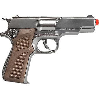 CAP GUN - 125/0 - Gonher Police Pistol 8 Shots