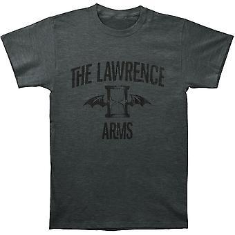 Lawrence Arms Flappy Harmaa T-paita