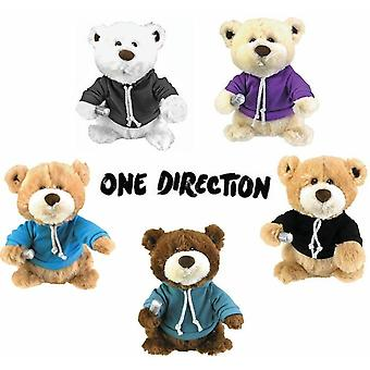 One Direction Bears on Tour Bear Assorted Singing Dancing Kids Plush Soft Toy