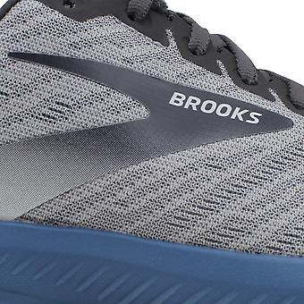 Brooks Launch 7 Grey/Navy Blue 110324 1D 092 Men's