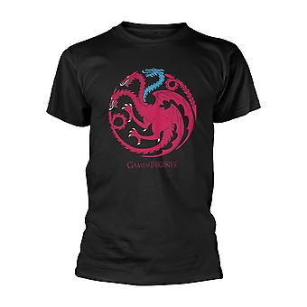 Game Of Thrones Ice Dragon  T-Shirt