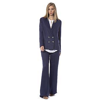 Trussardi Džíny U Modré obleky a sako