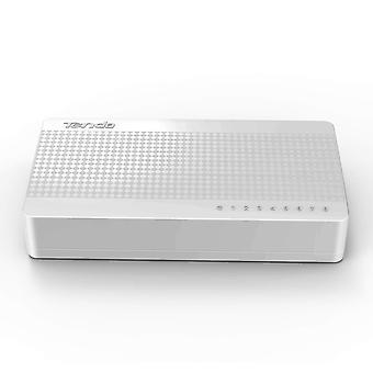 Tenda s108 8 port 10/100 Mbps asztali fali kapcsoló - fehér