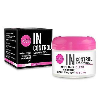 ASP In Control LED/UV Gel - Transparent Pink