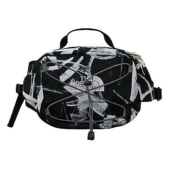The North Face Moon Hill Waist Bag Unisex Fanny Pack Black Grey NF00A94UVWN A15A