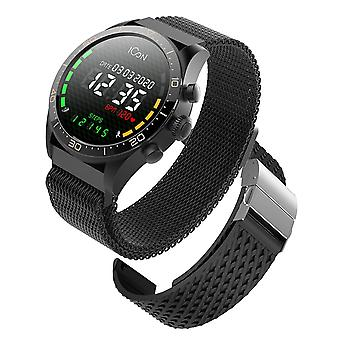 Smartwatch Connected Multi-Function Activity Tracker Waterproof Icon Forever