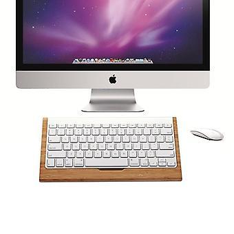 Soporte de teclado inalámbrico de Bambú Apple