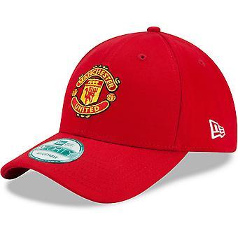 Manchester United FC Unisex Adult Baseball Cap