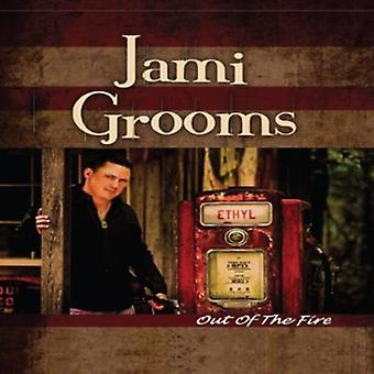 Jami Grooms - Out of the Fire [CD] USA import
