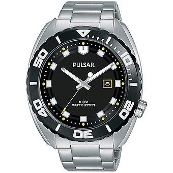 Mens Watch Pulsar PG8283X1, Quartz, 45mm, 10ATM