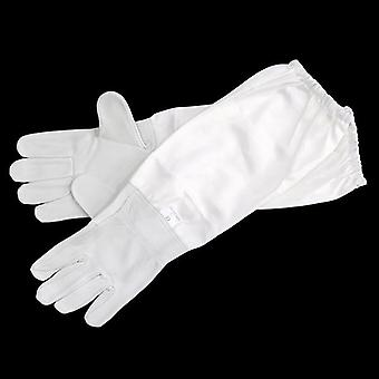 Beekeeping Sheepskin Gloves Anti-b Anti-sting For Beekeeper Tools
