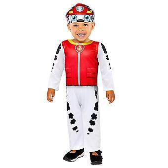 Kleinkinder Marshall Kostüm - Paw Patrol