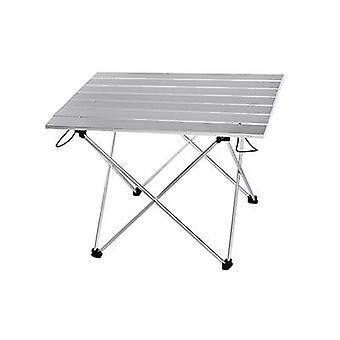 屋外アルミニウム折り畳みキャンプポータブルテーブル