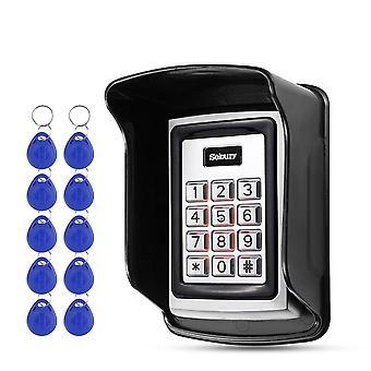 Rfid-Tastatur, Metall-Tastatur-Abdeckung für Outdoor, Türöffner, elektronische Sause