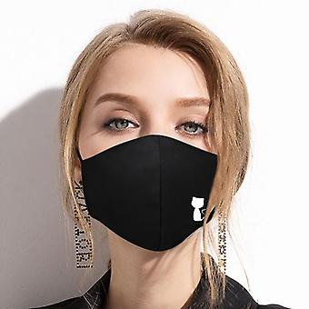 Washable Reusable Mouth Dust-proof Smog Face Mask For Adults Face Protect
