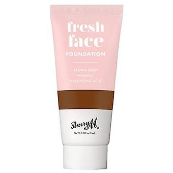Barry M Fresh Face Liquid Foundation - Shade 17