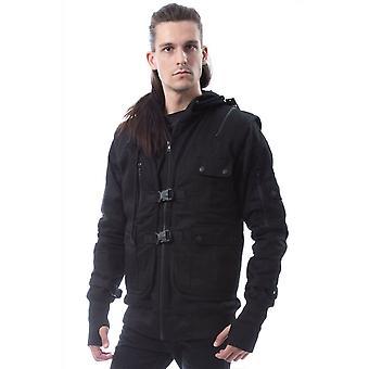 Poizen Industries Seaton Gothic Jacket