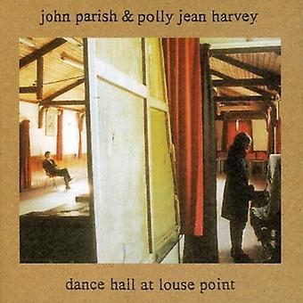 Parish,John / Harvey,Polly Jean - Dance Hall At Louse Point [Vinyl] USA import