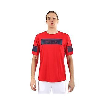 T-Shirt à manches courtes Homme Fila E LIIN SLIM T/M
