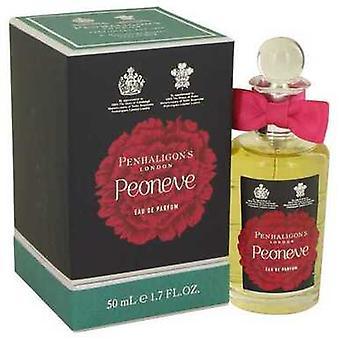 Peoneve by Penhaligon n Eau de Parfum Spray 1,7 oz (naiset) V728-539133