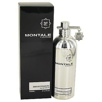 Montale Embruns d'Essaouira Eau De Parfum Spray (Unisex) par Montale 3.4 oz Eau De Parfum Spray