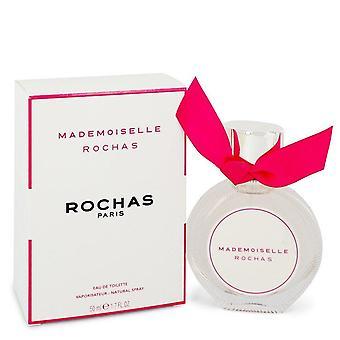 Mademoiselle Rochas Eau De Parfum Spray par Rochas 3 oz Eau De Parfum Spray