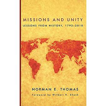 Missions and Unity by Norman E Thomas - 9781498212793 Book