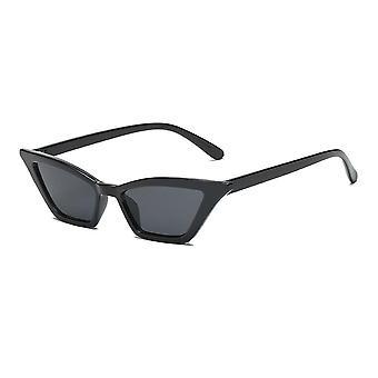 Retro Oval Sonnenbrille