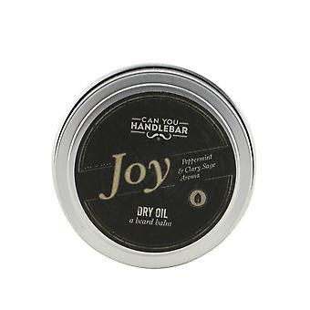 Suchy olej balsam do brody joy (mięta pieprzowa & clary sage aroma) 257561 60g/1.55oz